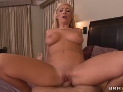 Tasha Reign gets a massage and gets laid