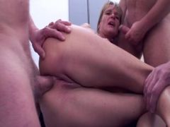 Fuck a German slut in all holes