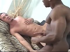 Bobby Williams is banged by a gay bbc